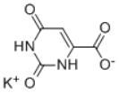 Potassium Orotate Structure