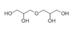 Diglycerol (CAS 59113-36-9) Structure