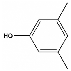 3,5-Dimethylphenol Structure