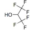 1,1,1,3,3,3-hexafluoro-2-propano Structure