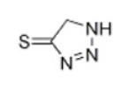 Thiotriazolin Structure