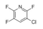 3-Chloro-2,5,6-Trifluoropyridine Structure