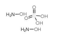 Hydroxylamine Sulfate Structural