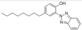 Octrizole Structure