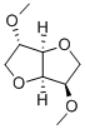Isosorbide dimethyl ether (DiMethyl Isosorbide) Structure