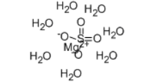 Magnesium sulfate heptahydrate Structure