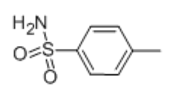 P-Toluenesulfonamide Structure