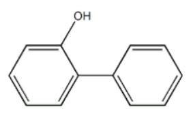 2-Phenylphenol Structure