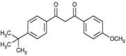 Avobenzone Structure