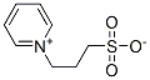 3-(1-pyridinio)-1-propanesulfonate Structure