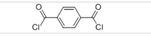 Terephthaloyl chloride Structure