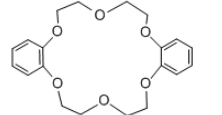 Dibenzo-18-Crown-6 Structure