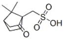 D-Camphorsulfonic acid Structure