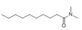 Dimethyl decanam (CAS 14433-76-2)
