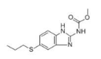 Albendazole Structure