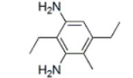 Diethyltoluenediamine (DETDA) Structure