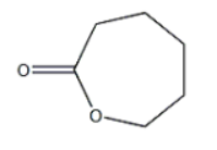 Polycaprolactone Structure