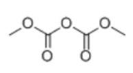 Dimethyl dicarbonate Structure