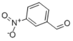 3-Nitrobenzaldehyde Structure
