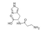 L-Carnosine CAS 305-84-0 Structure