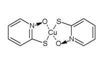 Copper Pyrithione Structure