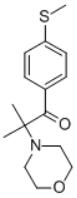 Photoinitiator 907 structure
