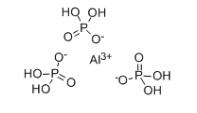 Aluminum dihydrogen phosphate Structure