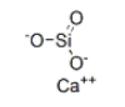 Calcium silicate Structure