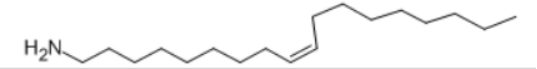 Oleylamine Structure