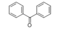 Benzophenone Structure
