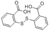 2,2'-Dithiosalicylic acid Structure
