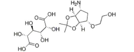 CAS 376608-65-0 Structure