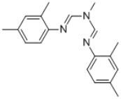 Amitraz Structure
